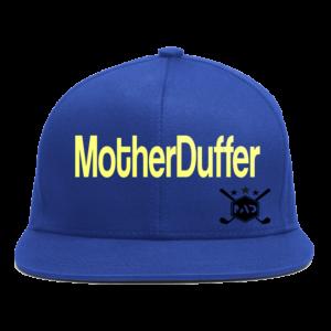 MotherDuffer Cap Blue